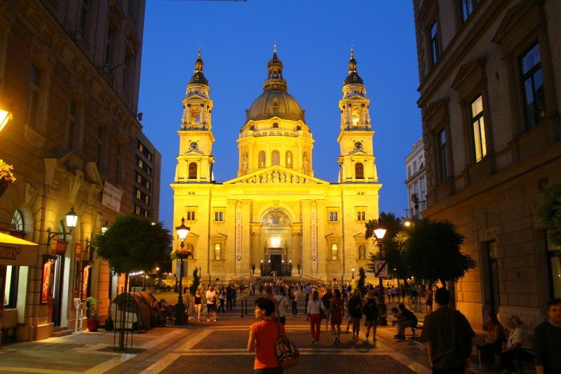 Sightseeing Budapest 1 3