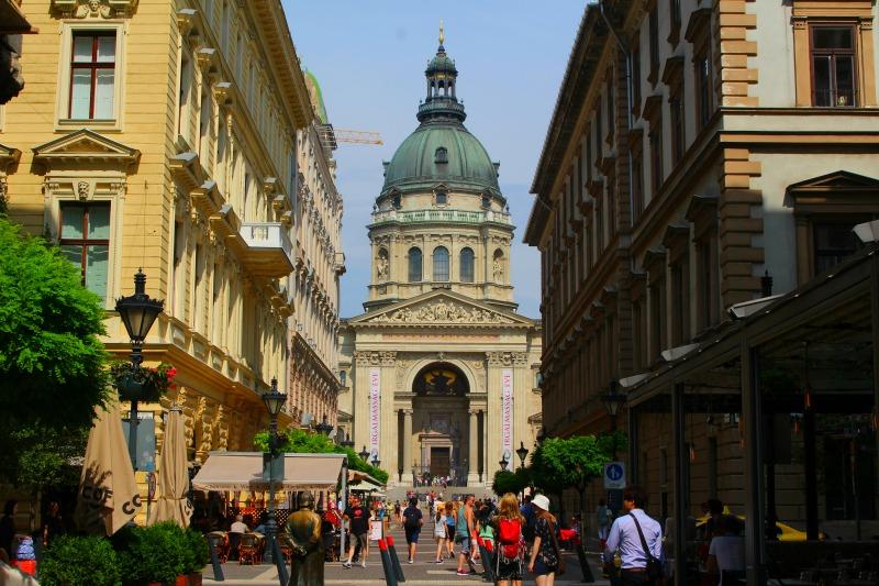 Sightseeing Budapest 1hk