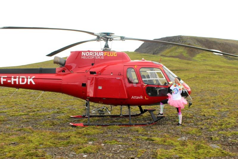 Helicopter Iceland Norðurflug 9