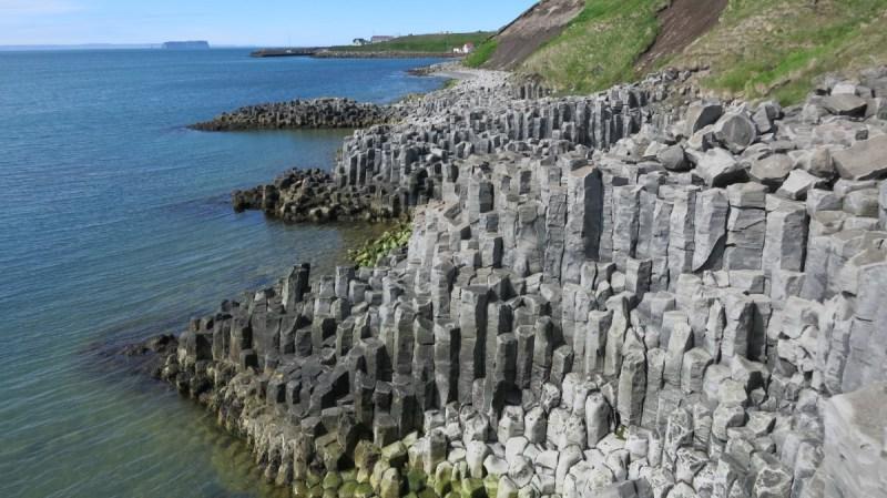 Skagafjörður basalt