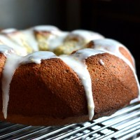 99 - Lemon Poppy Seed Bundt Cake