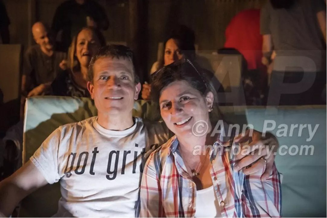 """American Grit"" Contestant Chris Edom has Backyard Viewing Party"