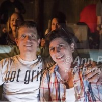 """""""American Grit"""" Contestant Chris Edom has Backyard Viewing Party"""