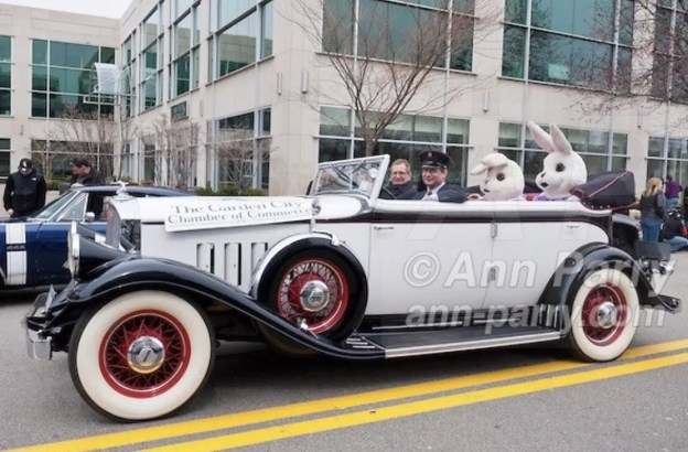 2013 Garden City Vintage Car Parade and Show