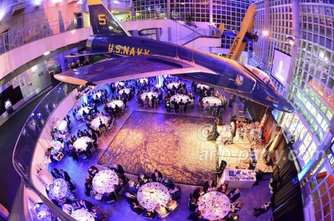 Cradle of Aviation Museum Air & Space Gala