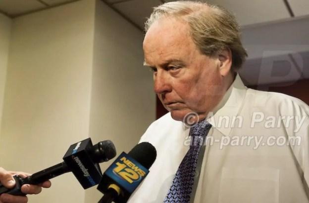 2012 Nassau County Legislature Postpones Controversial Police Precinct Vote