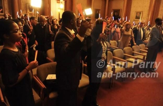 2nd Annual Interfaith Memorial Service for Haiti, Brooklyn 2012