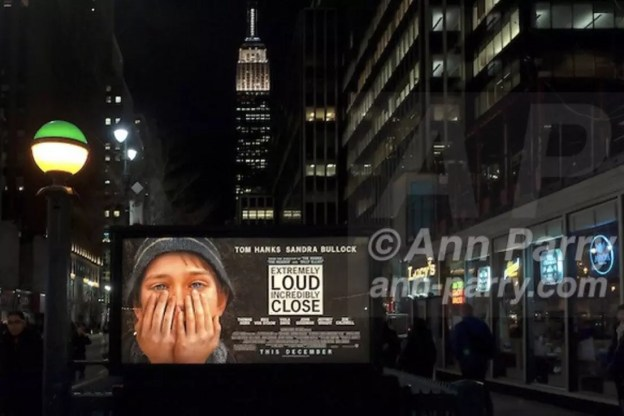 "2012 ""Extremely Loud & Incredibly Close"" NYC"