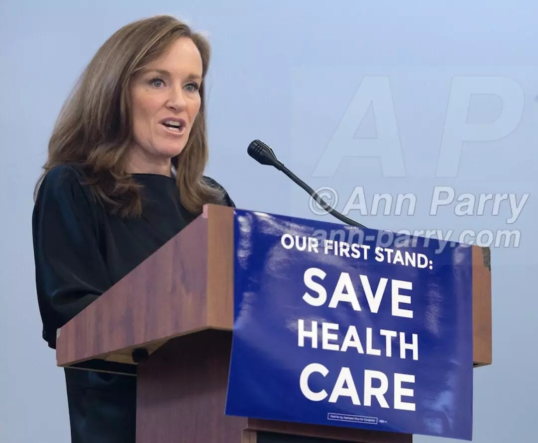 Our First Stand: Save Health Care, with Reps. Kathleen Rice & Tom Suozzi