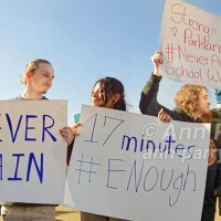 Bellmore-Merrick Students Walkout to Protest Gun Violence