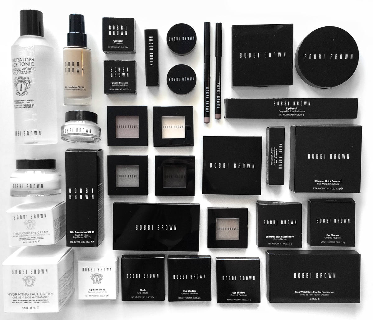 Best Bobbi Brown Products