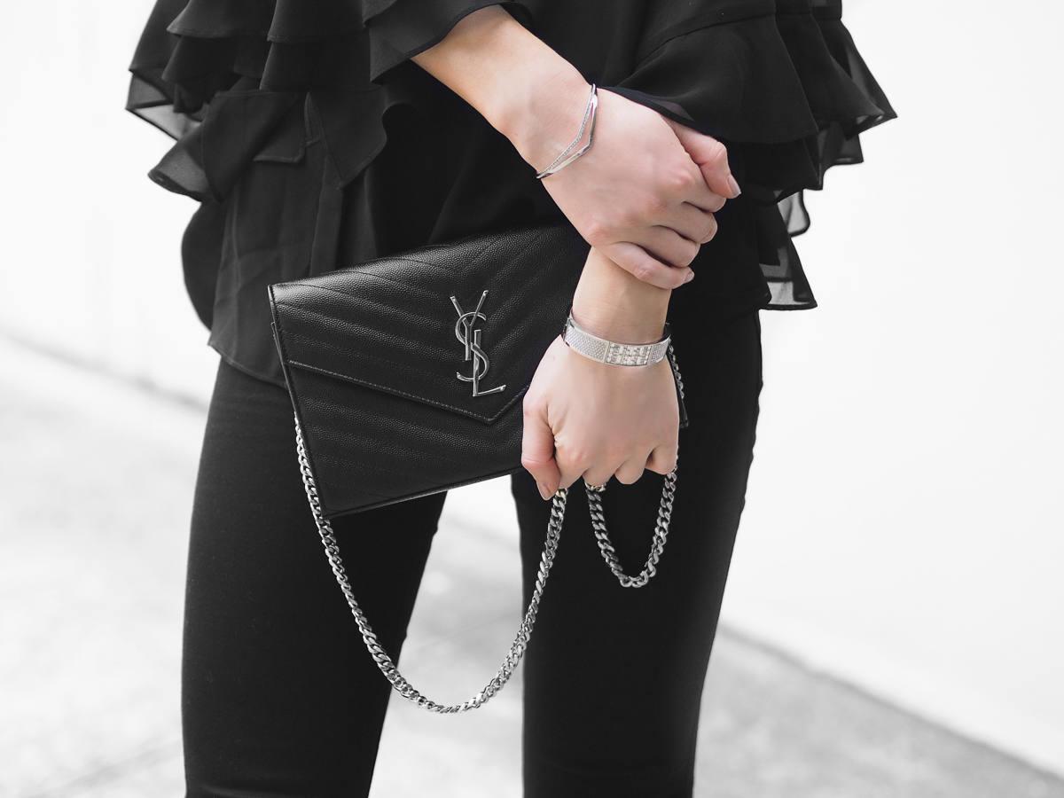 Yves Saint Laurent chain bag