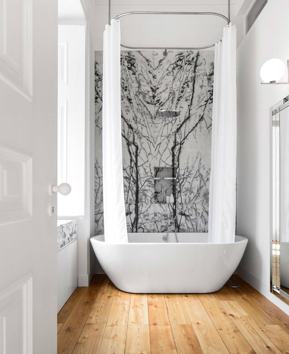 Marble Bathroom Minimal Bathroom