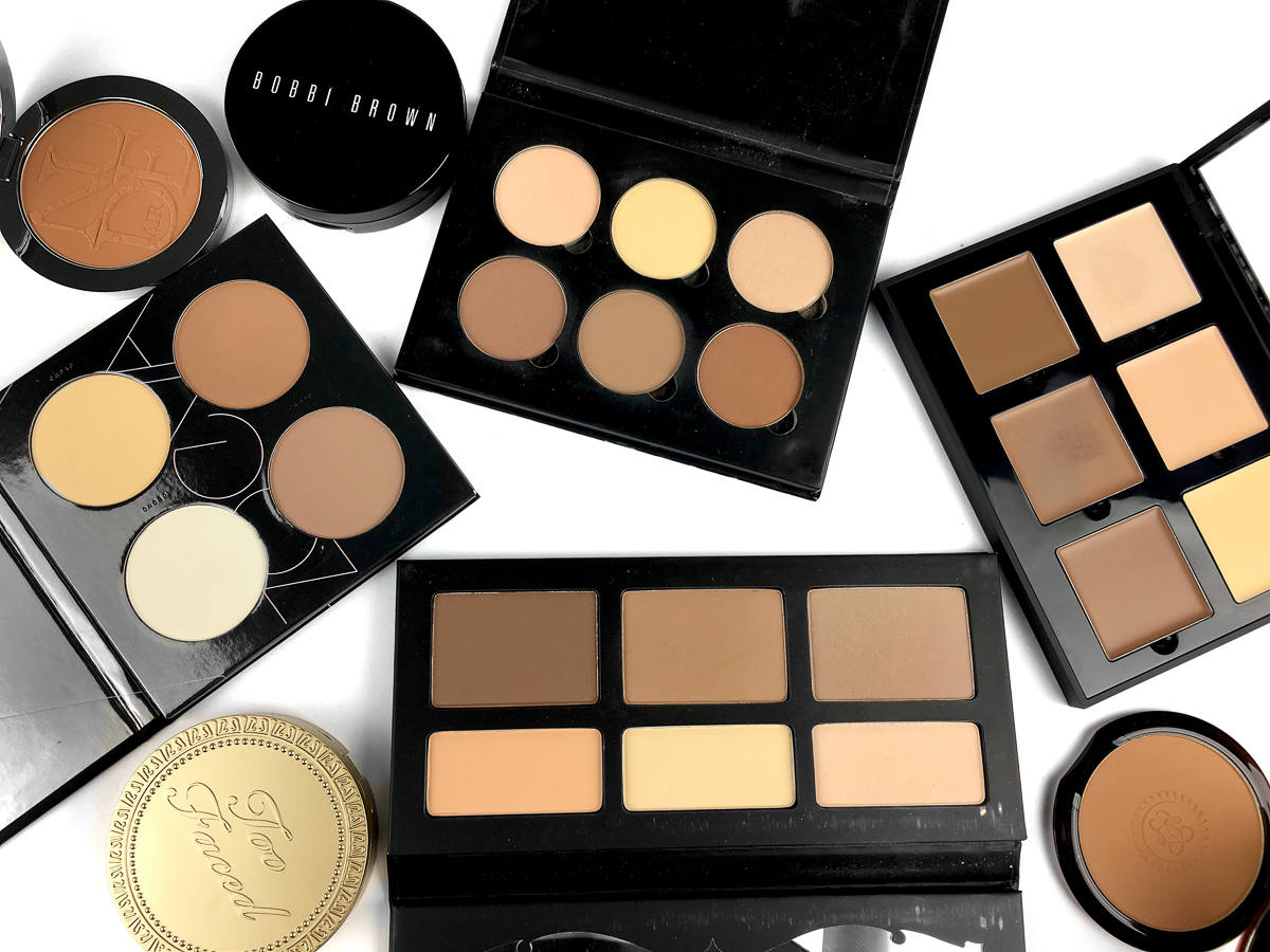 The Best Contouring Products kits 2016