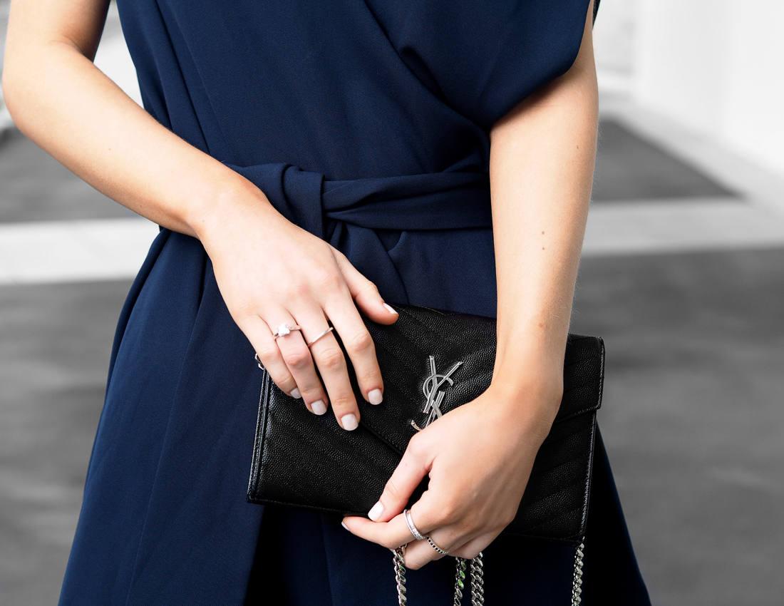 Saint Laurent bag Michael Hill Jewellery