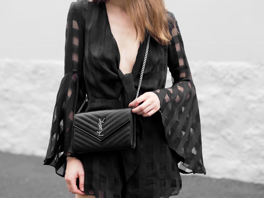 Shona Joy Perseus Playsuit Minimal Fashion Blogger