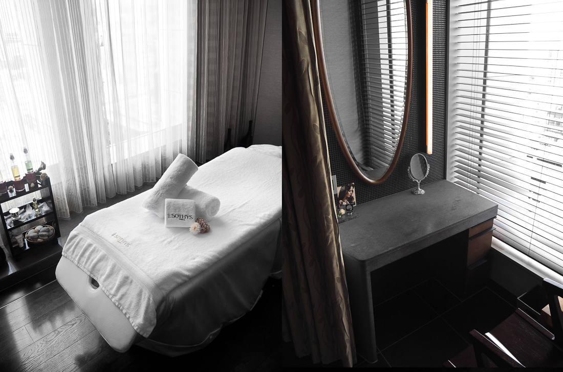 The St. Regis Osaka Iridium spa