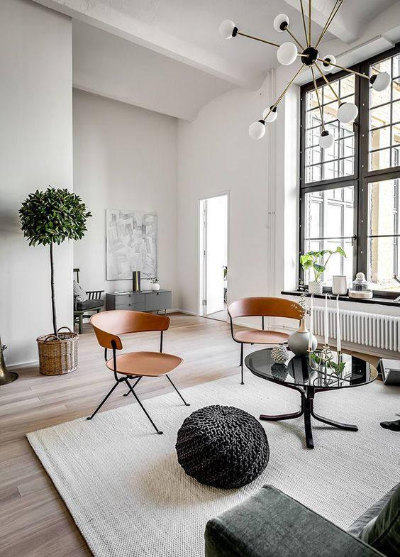 Flexi 2 Room Interior Design: 15 Dreamy Minimal Interiors