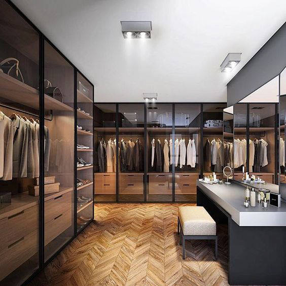 Closet Design Ideas: 20+ Dreamy Walk-In Closet Ideas
