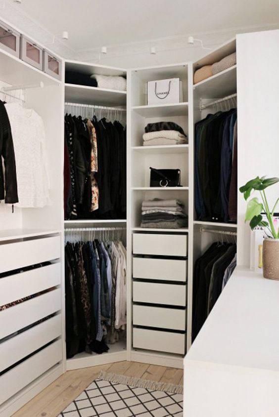 Dreamy Walk-In Closet Ideas