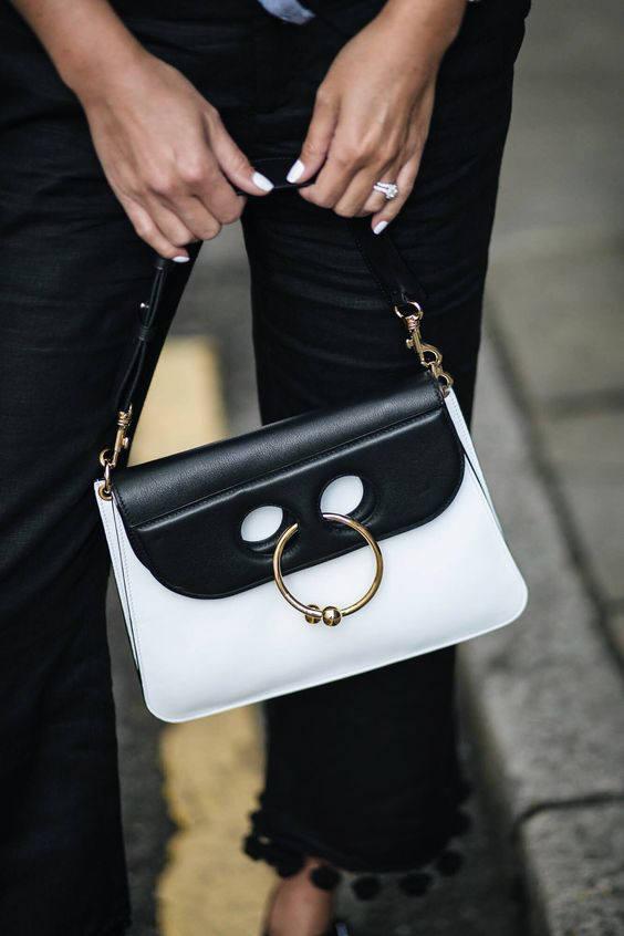 J W Anderson Pierce bag