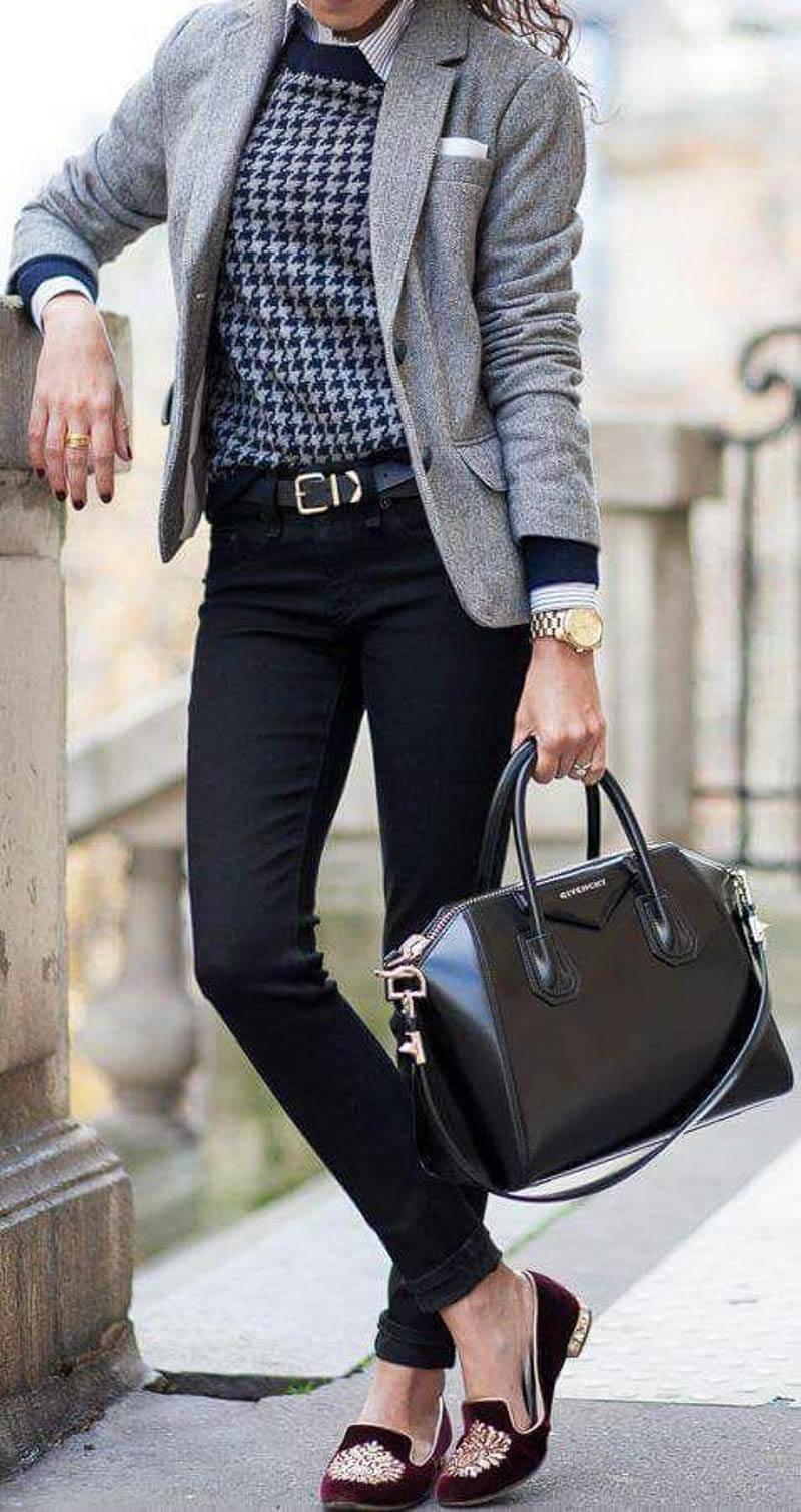Givenchy Antigona Bag Street Style Outfit Celebrity
