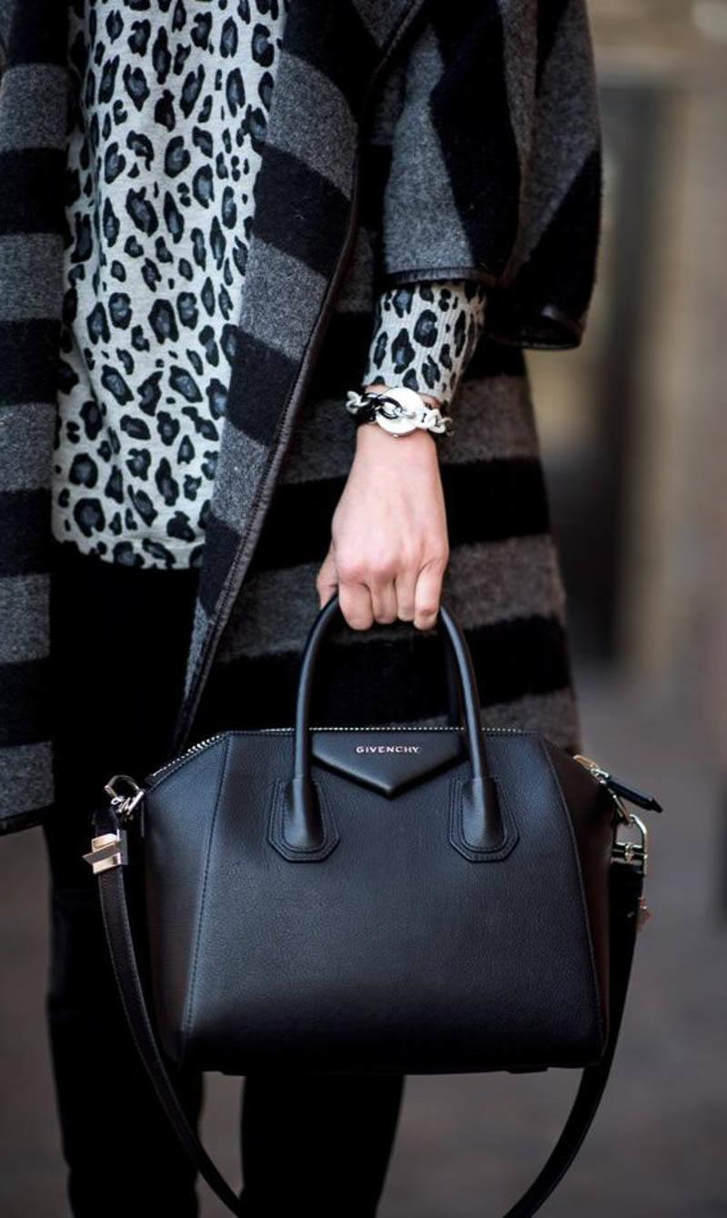 Givenchy Antigona Bag Street Style Outfit