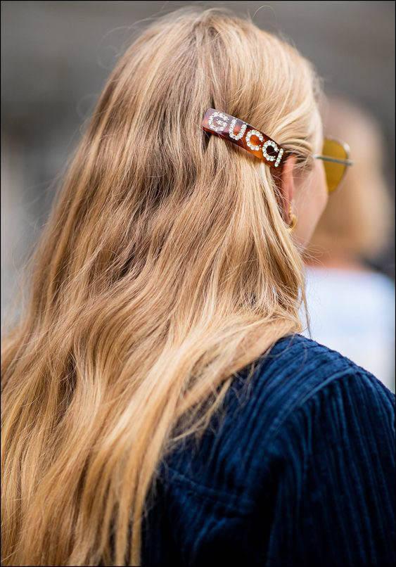 Gucci Hair Clip