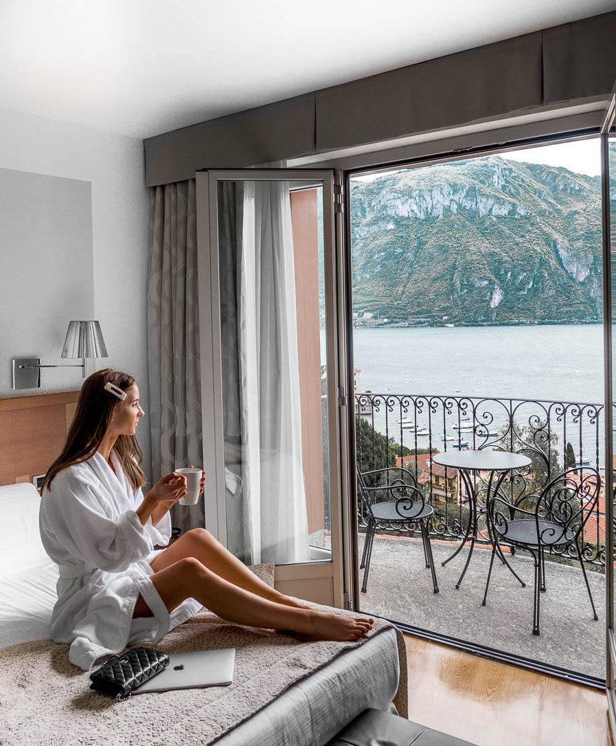 Hotel Belvedere Bellagio Lake Como
