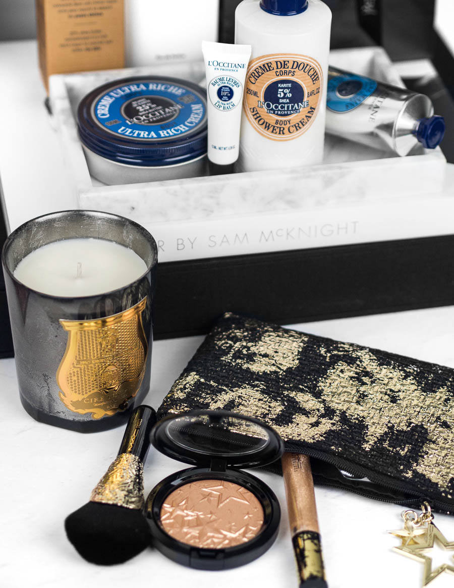 Mac Cosmetics Sprinkle of Shine KitL'Occitane Shea Butter Collection
