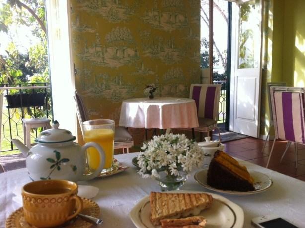 Alfazema e Chocolate, na zona velha do Funchal