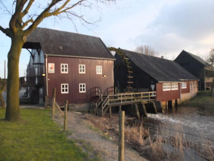 Opwetten Watermill