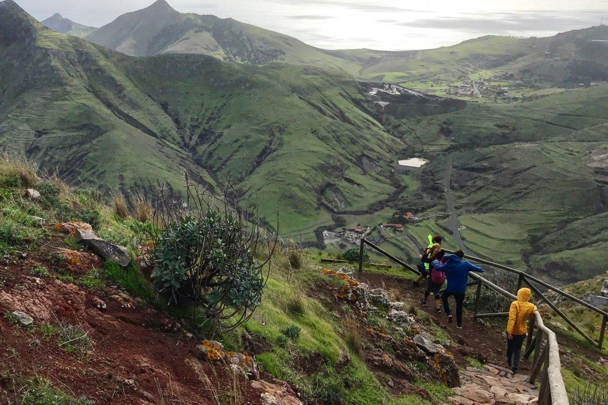 Vereda do Pico Branco e Terra Chã