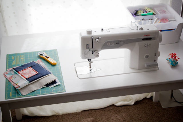 Sensational Diy Ikea Sewing Table Tutorial From Marta With Love Download Free Architecture Designs Lukepmadebymaigaardcom