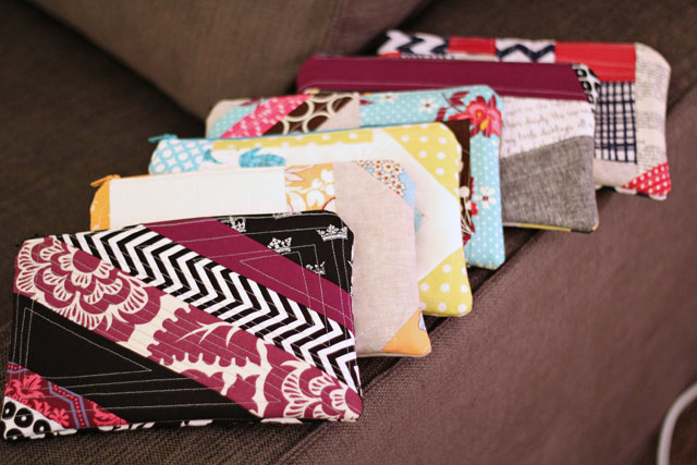 Zip Pouches - from Marta with Love 02