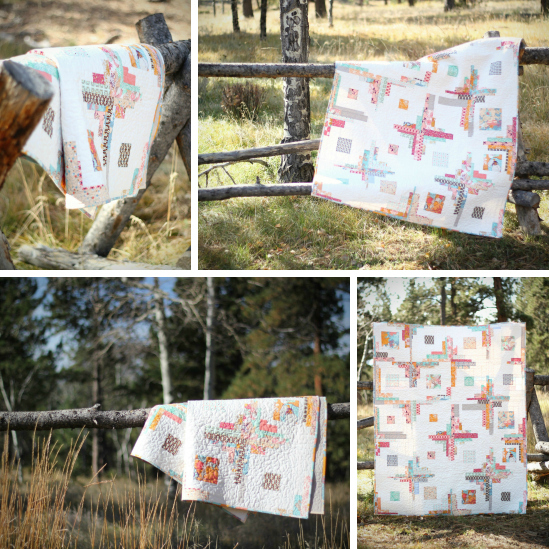 Summerlove Quilt | from Marta with Love