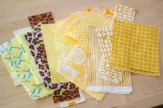 yellow bundle - $9.38