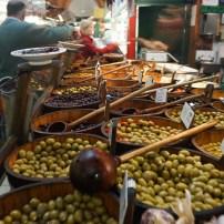 English market olives