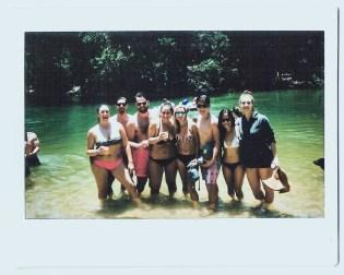 The gang in Gus Fruh