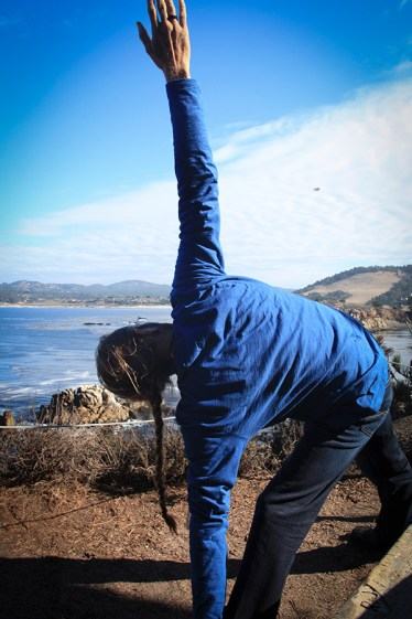 A little bit of yoga goes long ways