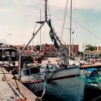 Torekov harbour