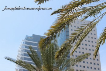 Tel Aviv is a beautiful mixture of history and modern sights. :)