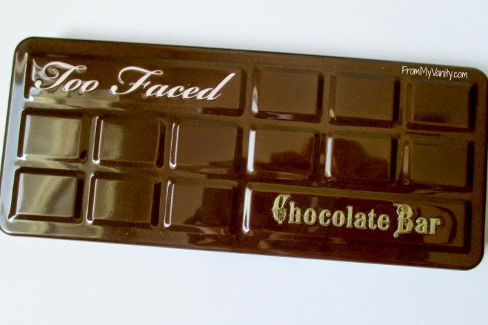 Too Faced Chocolate Bar Palette // FromMyVanity.com