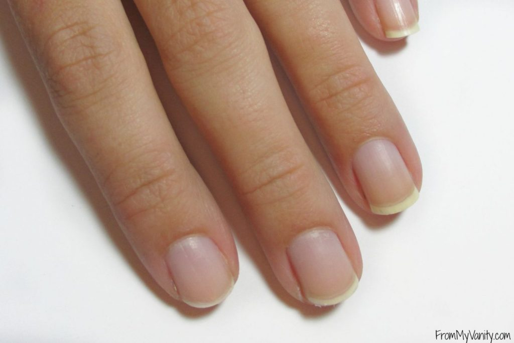 imPRESS Press-On Manicure // Cleansed Nails // From My Vanity
