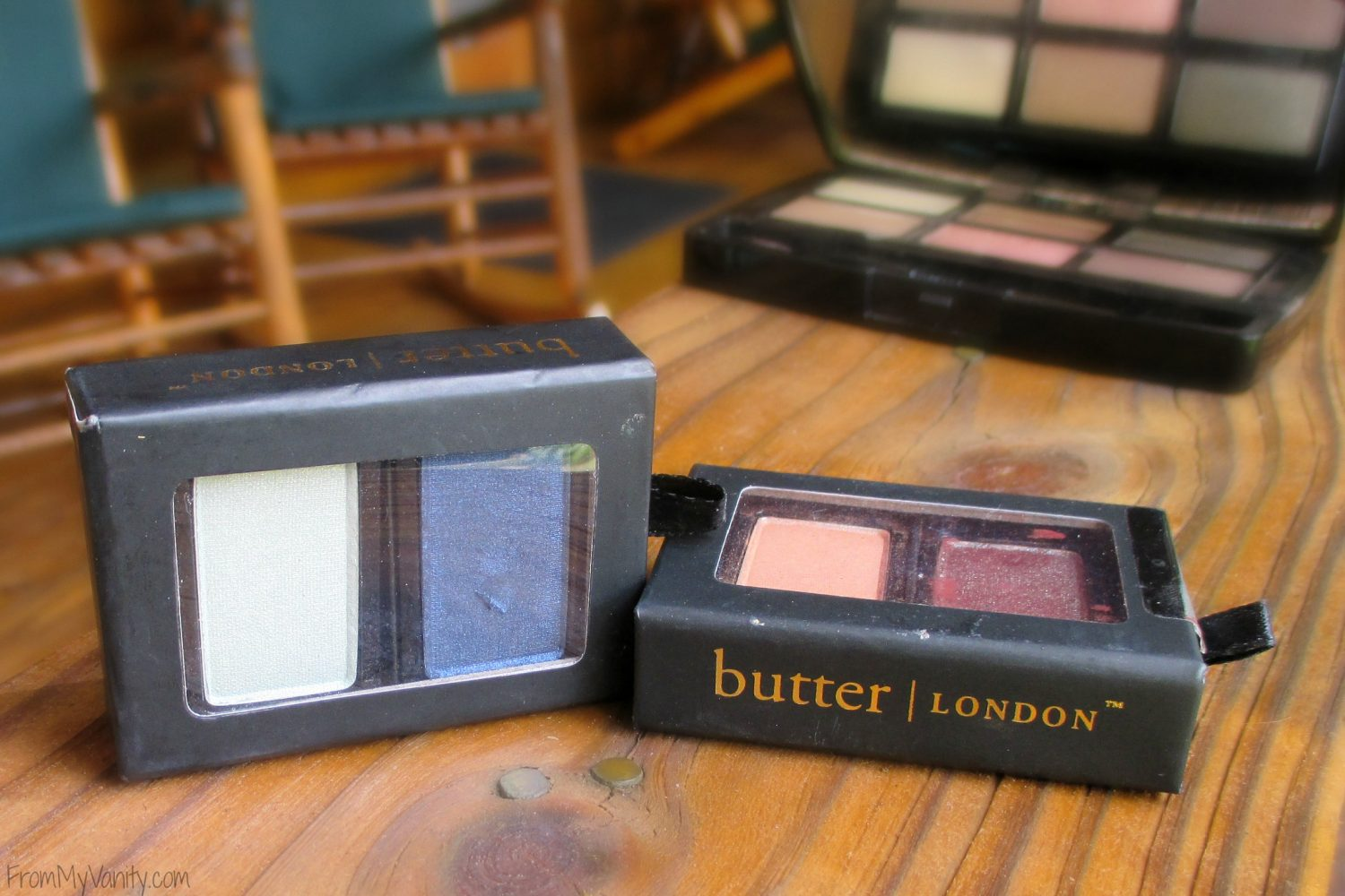 Butter London NEW Shadow Clutch Palette // Wardrobe Duos // FromMyVanity.com