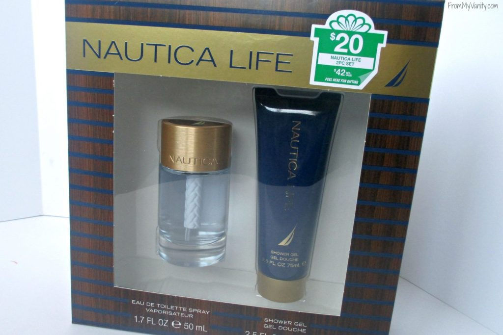 A Last Minute Gift Idea for HIM // Coty Fragrance Gift Sets // Nautica Gift Sets // Walgreens // Nautica Life // #GiftingAMemory #ad FromMyVanity.com