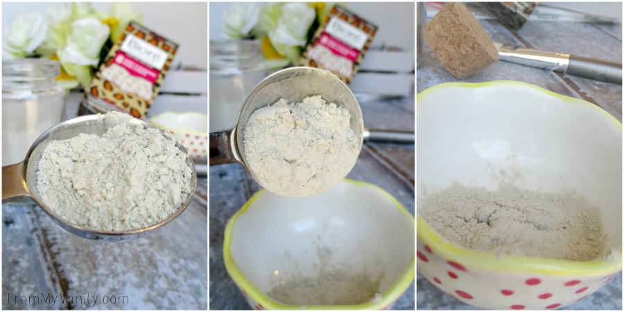 Bentonite clay does such wonders for my skin! Best clay to use in my DIY mud masks! // FromMyVanity.com