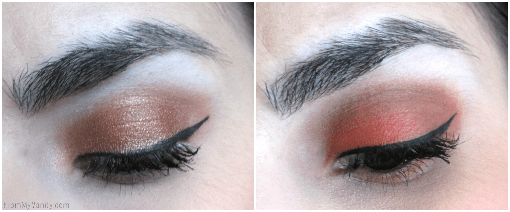 New Products from Milani, NYX Cosmetics, and Maybelline // Everyday Eyeshadow Palette in Earthy Elements Eye Looks // #Milani #Maybelline #NYXCosmetics // FromMyVanity.com @LadyKaty92