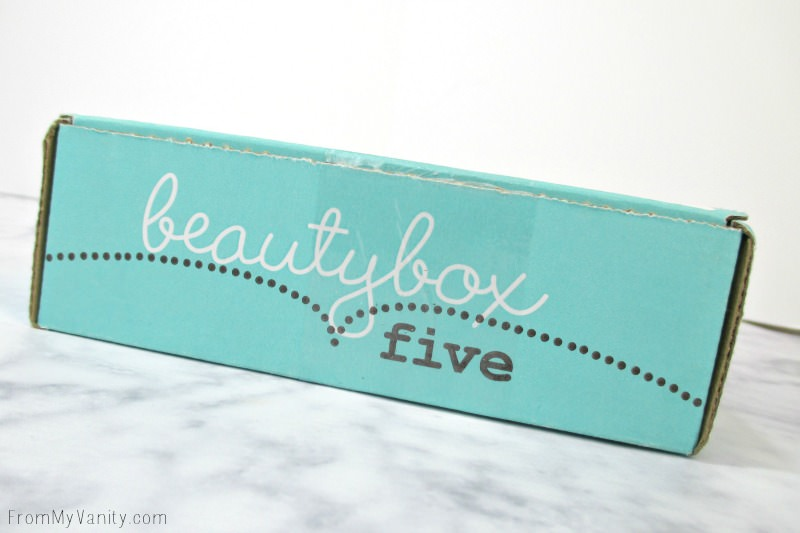A Beauty Box 5 Unboxing!