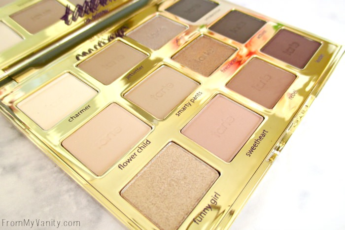 Opened Tartelette in Bloom palette -- Yes please!